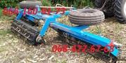 Каток - измельчитель КЗК-6-04 рубящий водоналивной гидрофицированный