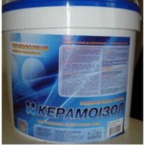 Керамоизол теплоизоляция нового поколения Николаев