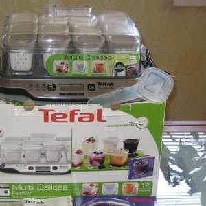 Продается Йогуртница Tefal YG 6528