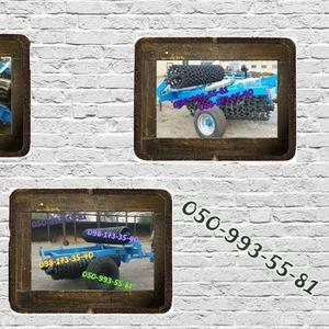 КЗК-6-01,  КЗК-6-04,  ККШ-6 прикатывающие катки прицепные НОВЫЕ!