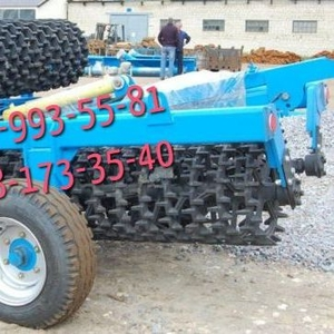 Выгодная цена! на катки кольчато-шпоровые ККШ-6 гидрофицированый!