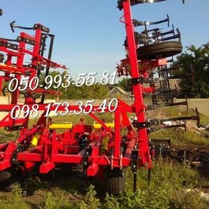 Культиватор КПС 8 – эффективный инструмент для обработки почвы.