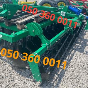 Борона дисковая harvest 400 по супер цене