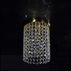 Хрустальный точечный светильник Интерсвет П 001.01.00