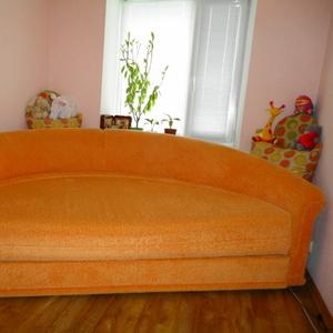 Диван-кровать(круглый)