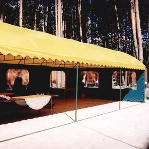 Устал искать нормальные тенты и палатки-мы идем на помощь.