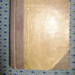 Церковная книга 1910 года