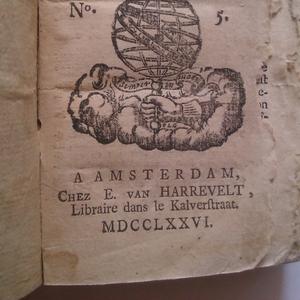 французская литературная газета 1776 года