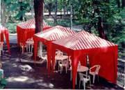 Тенты ,  павильоны ,  палатки ,  шатры ,  накрываем ЛЮБЫЕ площади!